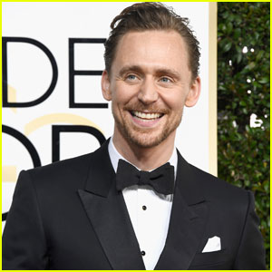 Tom Hiddleston Wins Best Miniseries Actor at Golden Globes 2017