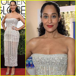 Tracee Ellis Ross Wins Best Comedy Actress at Golden Globes 2017, Gives Inspiring Speech
