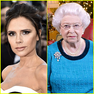 Victoria Beckham Will Be Honored by Queen Elizabeth as an OBE
