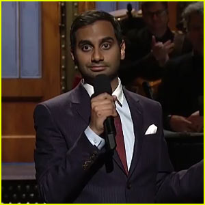 VIDEO: Aziz Ansari's 'SNL' Monologue: 'Yesterday Trump Was Inaugurated, Today an Entire Gender Protested Against Him'