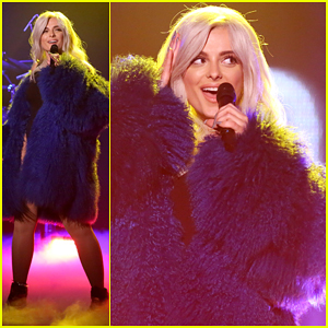 VIDEO: Bebe Rexha Performs 'I Got You' On 'The Tonight Show'!