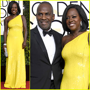 VIDEO: Viola Davis Wins First Golden Globe After Five Nominations Over the Years!