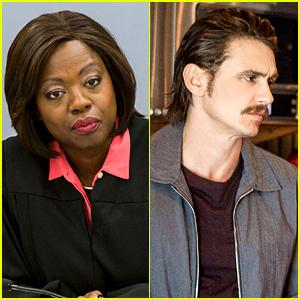 Viola Davis & James Franco to Star in New Lifetime Movies!