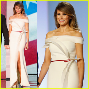 Who Designed Melania Trump S Inaugural Ball Gown