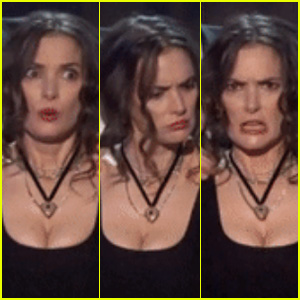 Winona Ryder's Reactions to David Harbour's SAG Awards Speech Are a Must Watch!