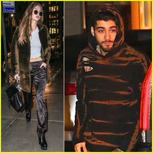 Zayn Malik Films Cameo in 'Ocean's Eight' While in NYC
