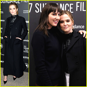 Zoey Deutch Dolls Up in Dior For 'Before I Fall' Sundance Premiere