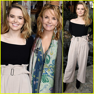 Zoey Deutch & Mom Lea Thompson Are Power Women at Sundance!