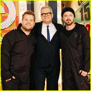 Aaron Paul Gets A Chance At 'Price is Right' Redemption On 'Late Late Show' - Watch Here!