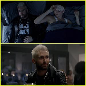 Adam Levine's Wife Behati Prinsloo Stars In Maroon 5's 'Cold' Music Video - Watch Here!