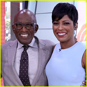 Al Roker Addresses Tamron Hall's NBC Exit - Watch Now