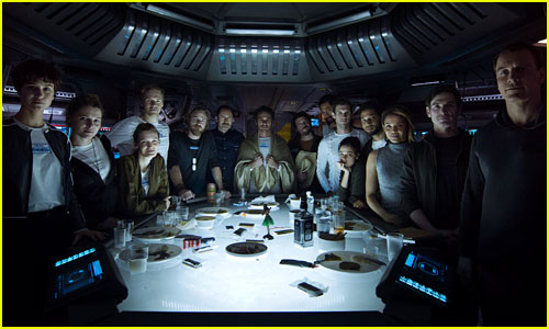 'Alien: Covenant' Photo Confirms This Actor Has a Role in Film!