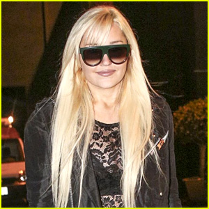 Amanda Bynes Returns to Twitter, Denies Pregnancy & Marriage Rumors