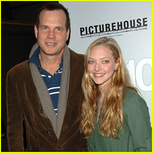 Amanda Seyfried Remembers 'Father Figure' Bill Paxton