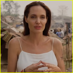 Angelina Jolie Gives a First Look at Her Netflix Movie 'First They Killed My Father'