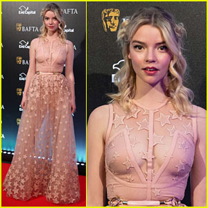 Anya Taylor-Joy Talks BAFTA Nomination & Dream Projects