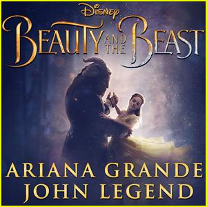 Ariana Grande & John Legend Duet On 'Beauty And The Beast' Theme Song - Listen Now!