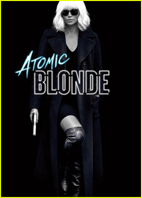 Charlize Theron is a Bombshell on New 'Atomic Blonde' Poster