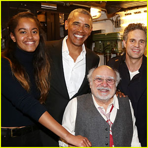 Barack Obama Visits Malia in New York, Checks Out 'The Price' on Broadway!