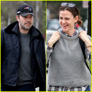 Ben Affleck & Jennifer Garner Enjoy Family Outing Together