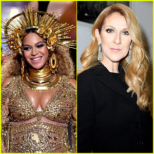 Beyonce Gets Advice from Celine Dion About Having Twins: 'It's Going to Be Hectic' (Video)