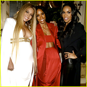 Beyonce Had a Destiny's Child Reunion After the Grammys!