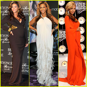 Look Back at Beyonce's 2011 Pregnancy Style!
