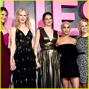'Big Little Lies' Cast Glams Up to Premiere New HBO Series!