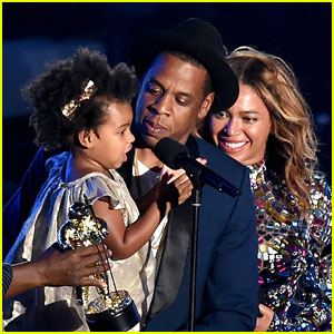Beyonce's Twins Will Have the Best Big Sister - Blue Ivy Carter!