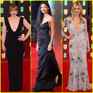 Bryce Dallas Howard, Thandie Newton, & Julia Stiles Stun at BAFTAs 2017!