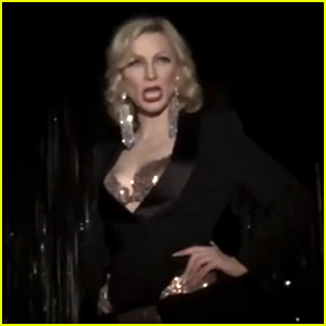 Cate Blanchett Lip Syncs 'You Don't Own Me' at Drag Show for ...