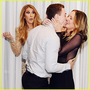 Celine Dion's Reaction to Fan's Proposal Is Amazing! (Photos)