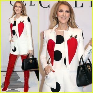 Celine Dion Launches Her Accessories Collection With Bugatti