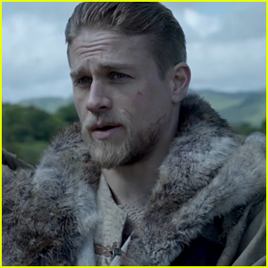 Charlie Hunnam's 'King Arthur' Gets a New Official Trailer!
