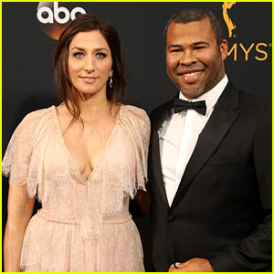 Chelsea Peretti Is Pregnant Expecting First Child With Jordan Peele Chelsea Peretti Jordan Peele Pregnant Pregnant Celebrities Just Jared