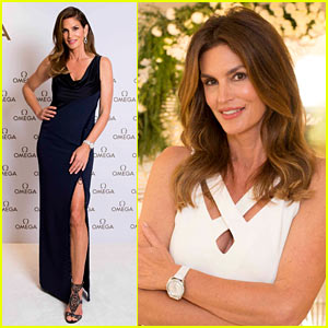 Cindy Crawford Confesses She 'Needs' Chocolate Every Day