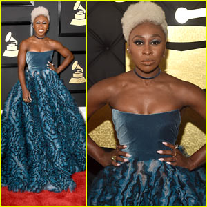 Cynthia Erivo & 'The Color Purple' Win Best Musical Theater Album at the Grammys 2017!