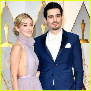 'La La Land' Director Damien Chazelle Brings Girlfriend Olivia Hamilton to Oscars 2017