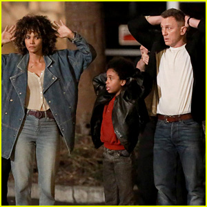 Halle Berry & Daniel Craig Film L.A. Riots Movie 'Kings'