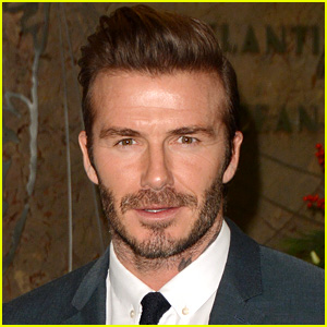 David Beckham Responds After Private Emails Leak Online