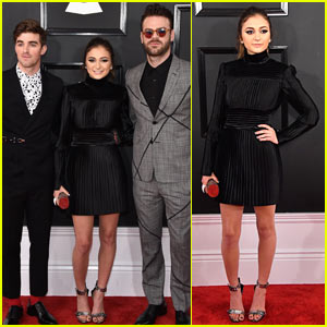 Daya & The Chainsmokers Win Best Dance Recording at the Grammys 2017!