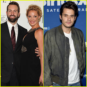 Katherine Heigl Says John Mayer Helped Her Husband Get Serious About Their Relationship! (Video)