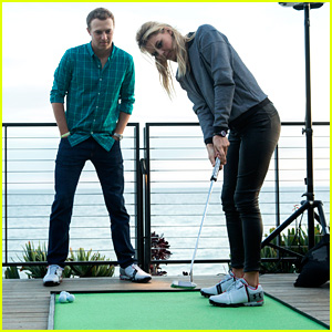 Did You Know Kelly Rohrbach Is a Great Golfer?!