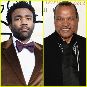 Donald Glover Secretly Met With Billy Dee Williams to Talk 'Star Wars'
