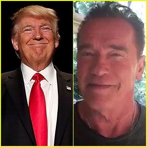 Donald Trump Slams 'Celebrity Apprentice' Ratings Again, Arnold Schwarzenegger Responds - Watch Now