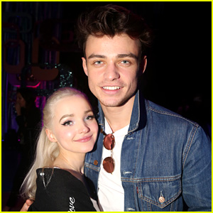 Dove Cameron Has a Hot New Rumored Boyfriend, 'Descendants 2' Co-Star  Thomas Doherty!