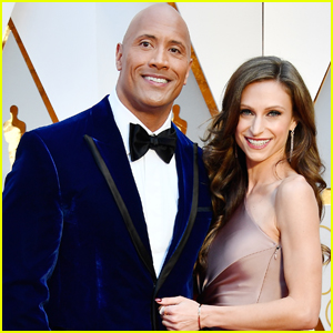 Dwayne Johnson & Wife Lauren Hashian Hit the Red Carpet at ...