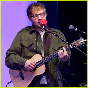 Ed Sheeran Takes On 'Touch' By Little Mix - Watch His Cover!