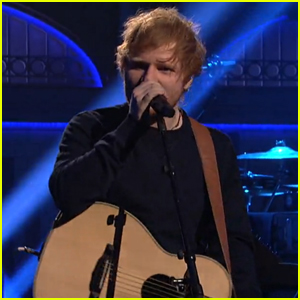 Ed Sheeran Makes Second Appearance on 'Saturday Night Live' - Watch Now!
