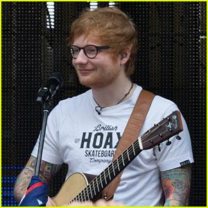 Ed Sheeran Reacts to Donald Trump Singing 'Shape of You' (Video)